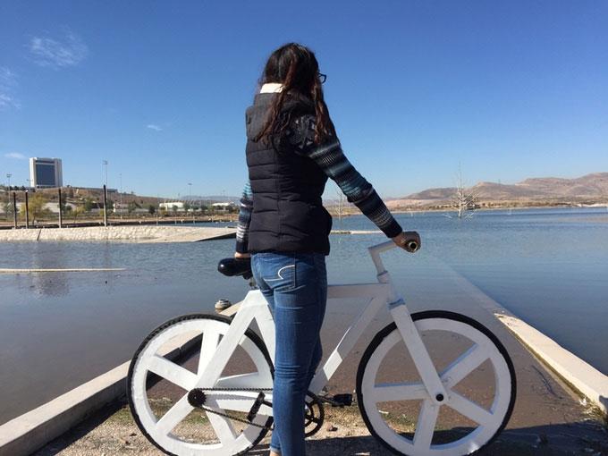 papier fahrrad