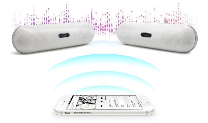 xp+ stereo lautsprecher