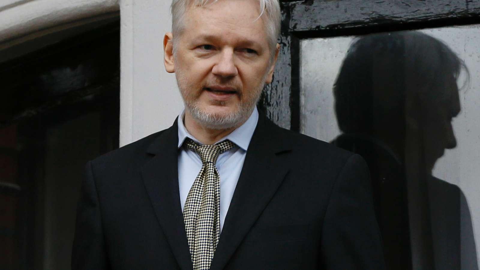 Wikileaks-Gründer Julian Assange sieht in den jüngsten Enthüllungen noch grössere Sprengkraft als in jenen von Edward Snowden. (Archivbild)