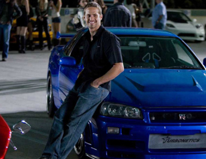 Brian O'Connor Fast Furiousa
