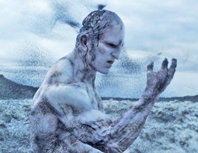Prometheus Konstrukteur Alien Covenant