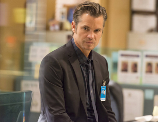 Timothy Olyphant Justified Fast Furious