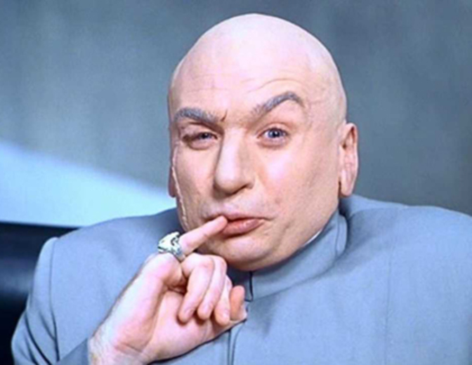 Dr. Evil Austin Powers