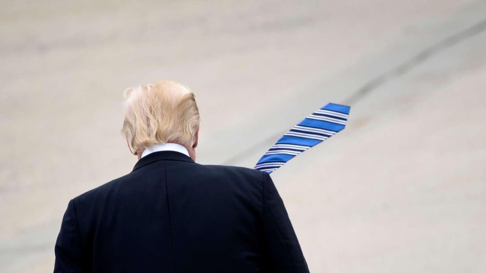 Will sich vom Pariser Klimavertrag verabschieden: US-Präsident Donald Trump.