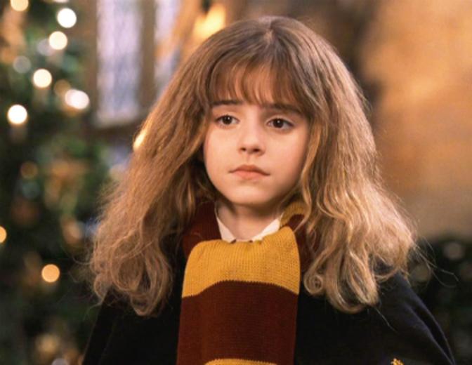 Emma Watson Harry Potter und der Stein der Weisen