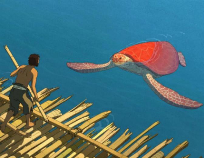 The Red Turtle © Studio Ghibli / Sony