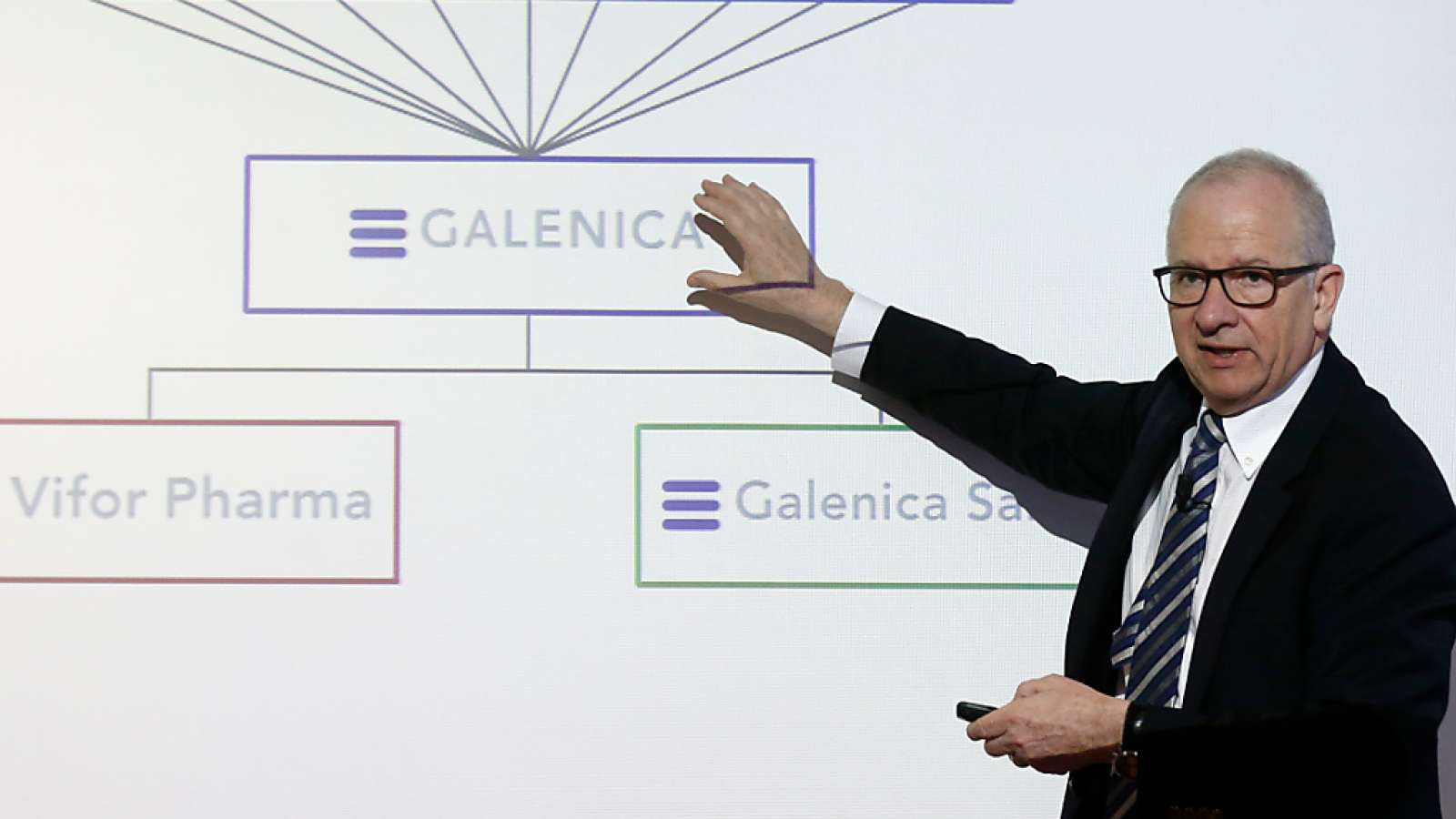 An der Bilanzmedienkonferenz vor zehn Tagen kündigte Galenica-Verwaltungsratspräsident Etienne Jornod den Börsengang von Galenica Santé für das zweite Quartal 2017 an. Nun gab das Unternehmen weitere Eckwerte bekannt.