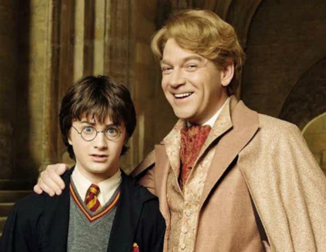 Gilderoy Lockhart Harry Potter Die Kammer des Schreckens