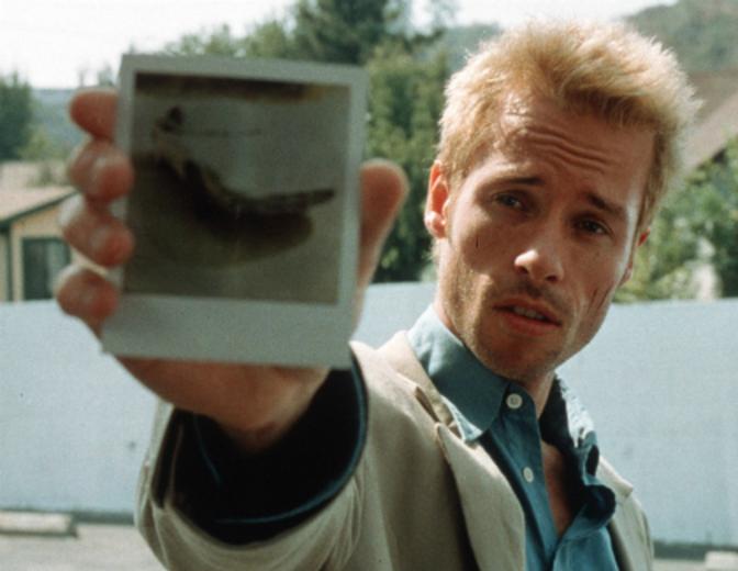 Memento Guy Pearce Christopher Nolan