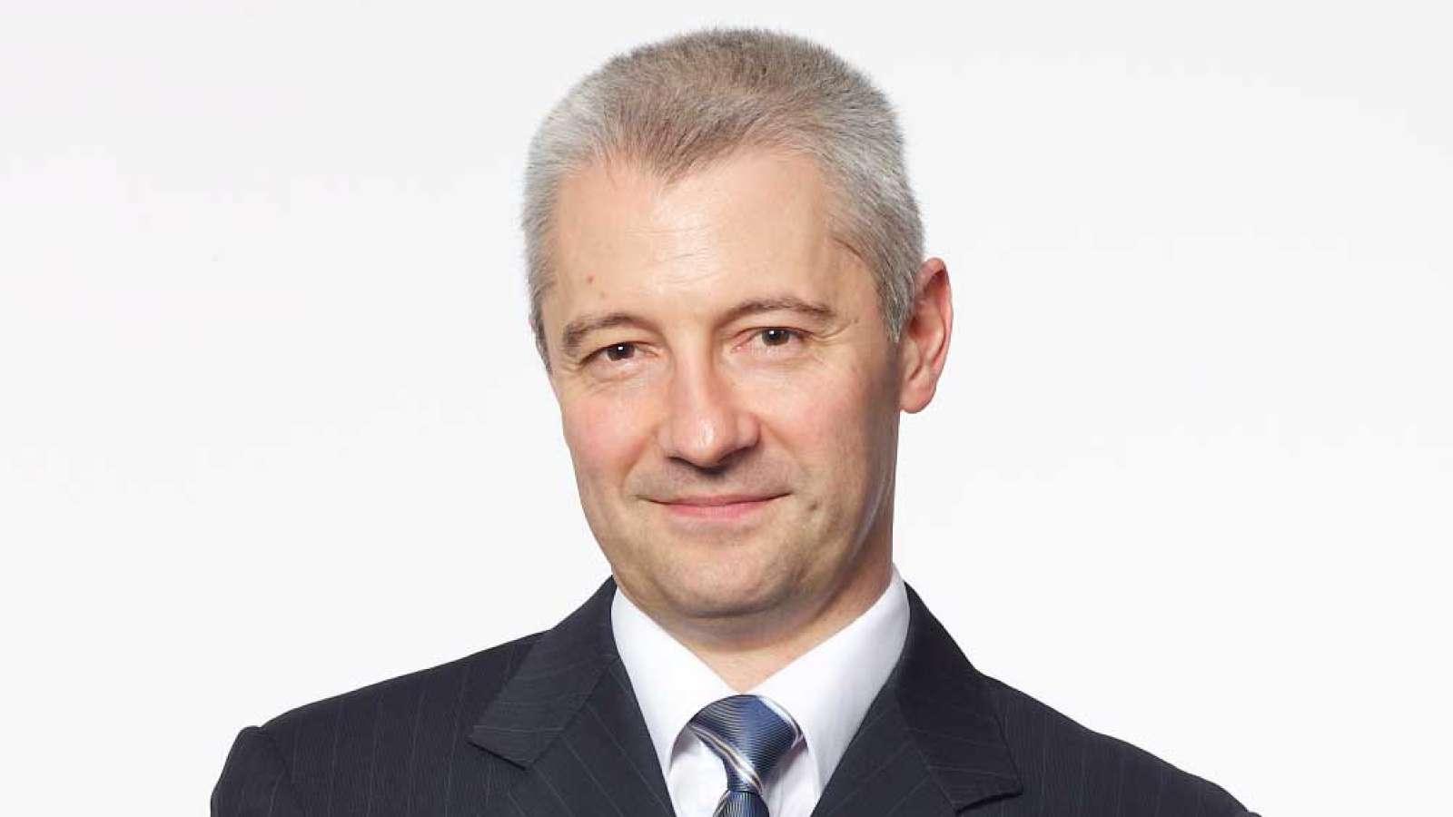Mitfavorit für die Konzernleitung: Fabrice Zumbrunnen.