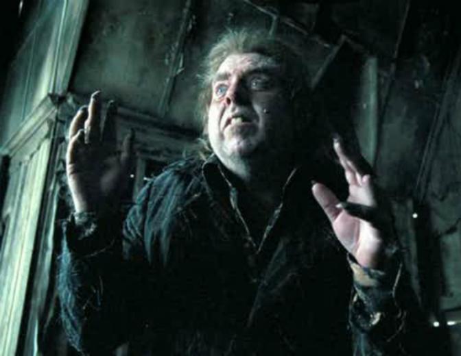 Peter Pettigrew Harry Potter und der Gefangene von Askaban