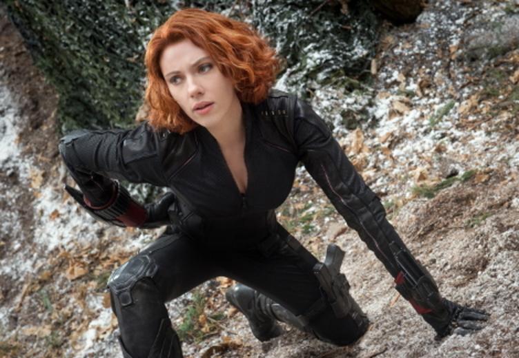 Black Widow ist ihre aktuell bekannteste Rolle. © Disney