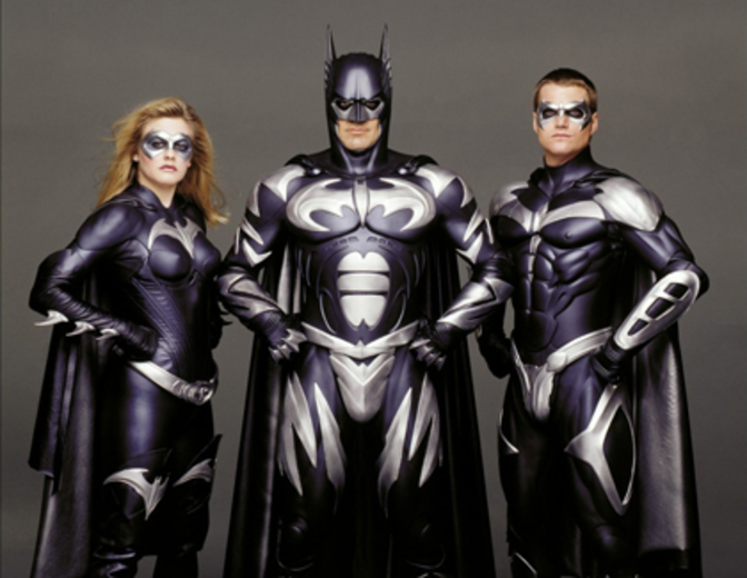 Batman Robin 1997 George Clooney