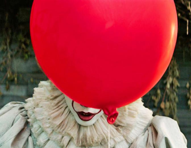 Es Pennywise Bill Skarsgard Ballon