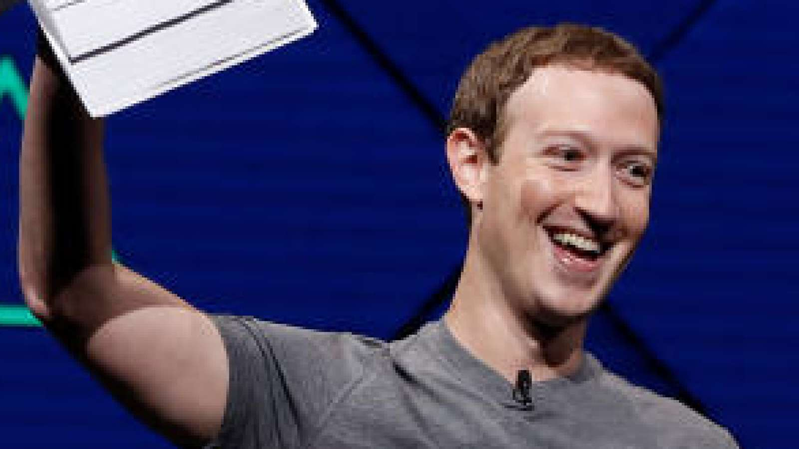 Die Handykamera wird zum neuen Werkzeug für die erweiterte Realität, erklärt Mark Zuckerberg.