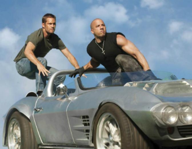 Fast Furious 8 Paul Walker Vin Diesel