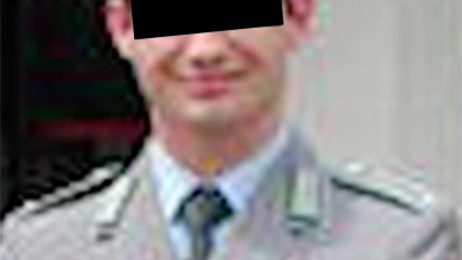 Tarnte sich als Flüchtling: Bundeswehr-Oberleutnant Franco A. (28) alias David Benjamin.