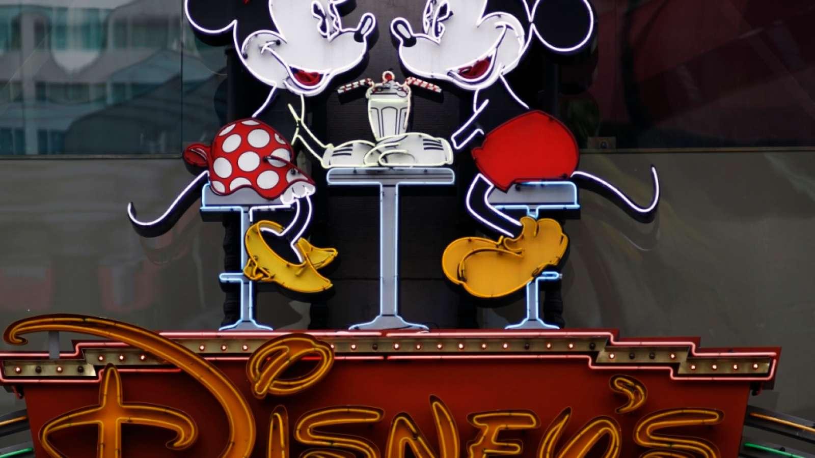 Bei zahlreichen Firmen, wie etwa bei Walt Disney, versuchen Hacker, Geld zu erpressen. (Archivbild)