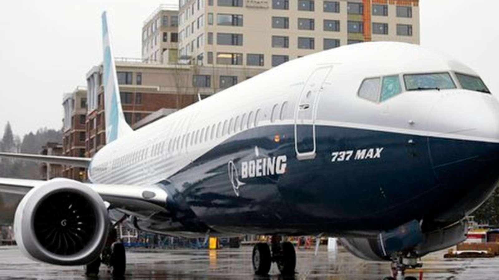 Testflüge vorerst eingestellt: Boeings neuer Jet 737 MAX kämpft mit Triebwerksproblemen. (Archivbild)
