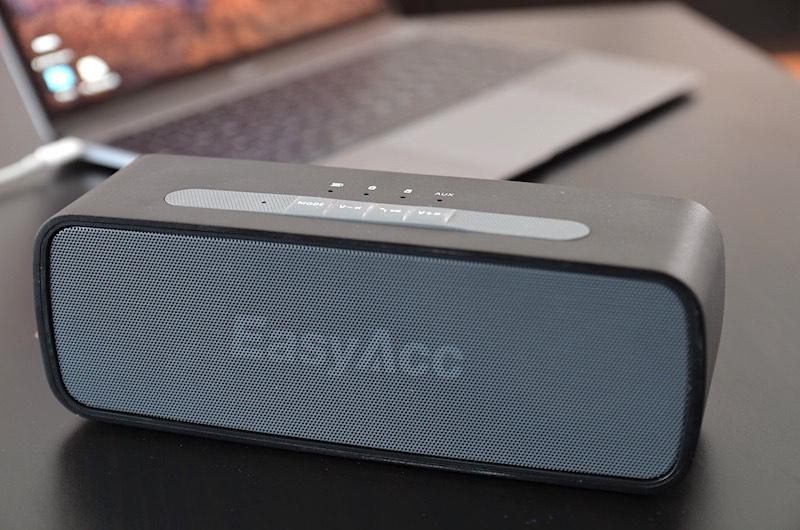 easyacc bluetooth speaker soundx
