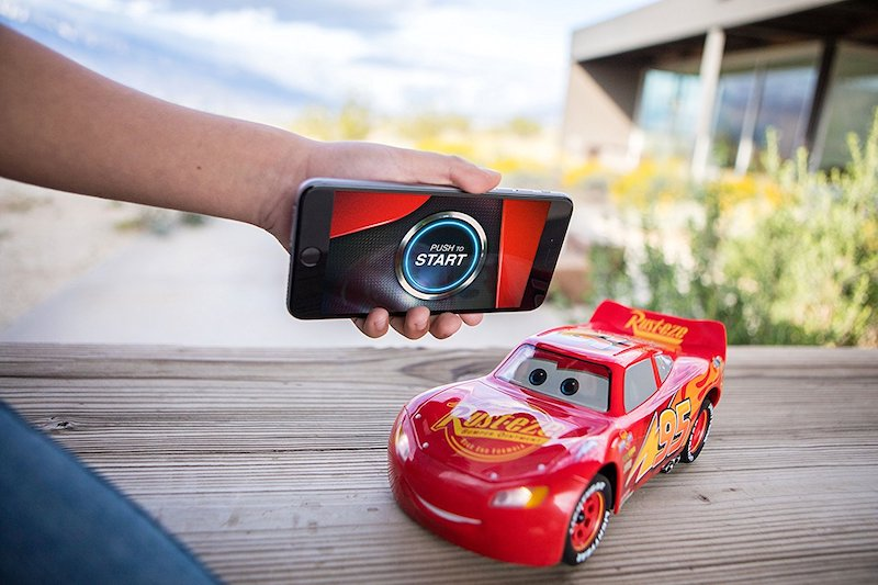 Sphero Ultimate Lightning McQueen 3