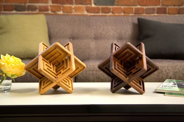 Zenth Bamboo and Walnut Small preview