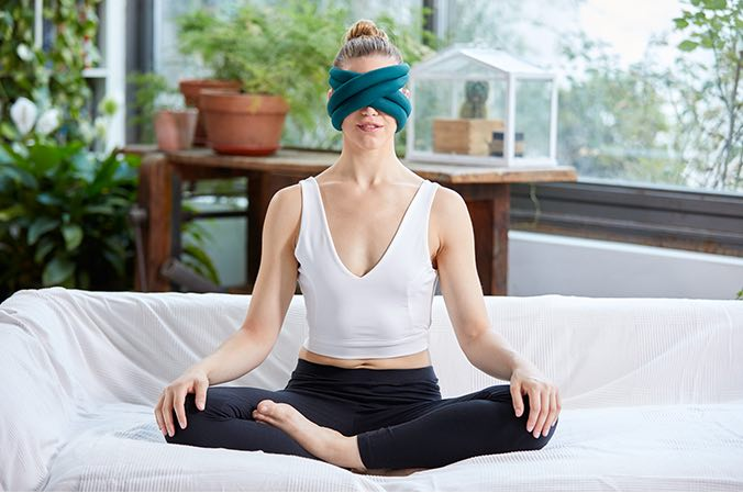 OSTRICH PILLOW LOOP yoga