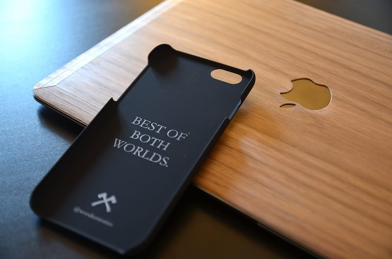 woodcessories iphone 66s case