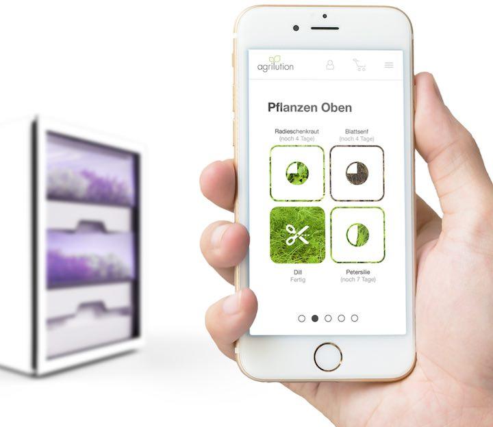 plantcube pflanzen mit smartphone app